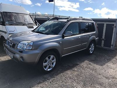Nissan X Trail Aventura Dci 2006 £2995 Ono May Px Swap Up Down Ebay Rules