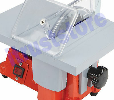 """4"""" Small Mini Table Circular Saw Molding Picture Frames Miter Mike Angle Cutter"""