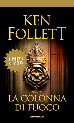 La colonna di fuoco - Follett Ken