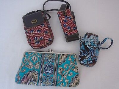 Longaberger Lot of 2, Vera Bradley Lot of 2...4 Total