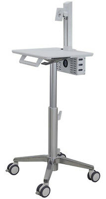 Ergotron SV10-1300-0 StyleView Lean WOW Cart, SV10