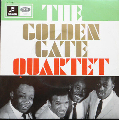 The Golden Gate Quartet(5)   Deutsche Columbia EP
