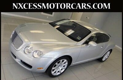 2005 Bentley Continental GT GT COUPE 6.0 W12 CLEAN CARFAX!