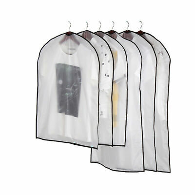 Clothing Dust Cover Clothes Protector Storage Travel Bag Garment Suit Dress