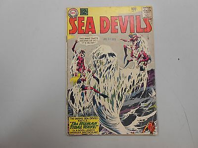 Sea Devils #7! (1962, DC)! GD/VG3.0+! Nice silver age reader! CHECK IT OUT!