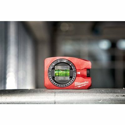 Milwaukee Bubble Level Pocket 360° Magnetic Magnetic Spirit Level 4932459597
