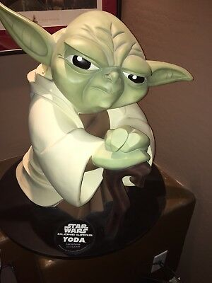 Gentle Giant Life Size Yoda Clone Wars Not Sideshow