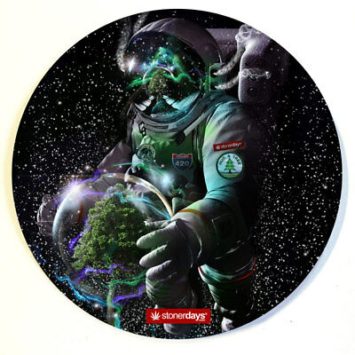 Astronaut Concentrate Mat - Save The Trees Nasa Concentrate Pad Glass Mat Pad