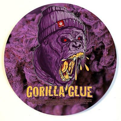 Gorilla Glue Glob Pad - Smoking Terps Concentrate Mat Oil Pad Hybrid