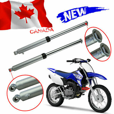 Front Forks Shocks For Yamaha Pw50 Pw 50 Fork Set Assembly