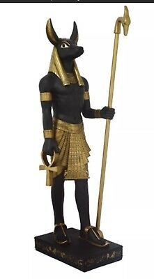 New - Large Egyptian Anubis Statue