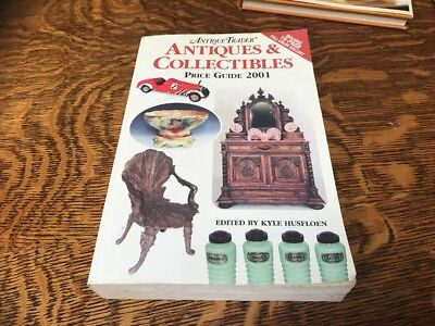 Antiques & Collectibles Price Guide 2001 (Antique Trader Antiques and Collectibl