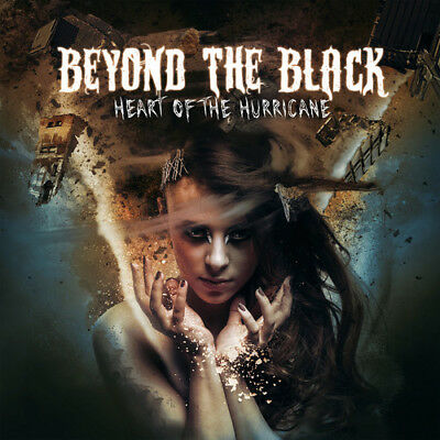 Heart Of The Hurricane - Beyond The Black (2018, CD NEUF)