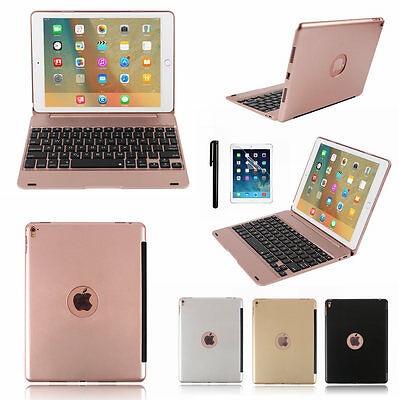 Slim Wireless Bluetooth Keyboard Case Cover For iPad Air 1/2 /Pro 9.7/ ipad 9.7
