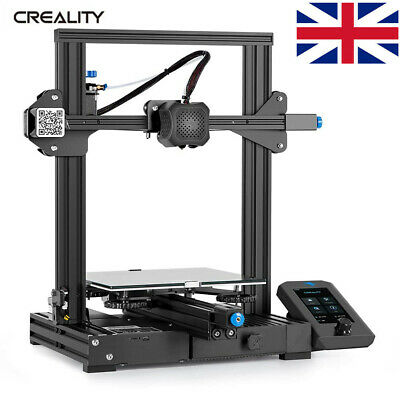 Upgrade Creality Ender 5 3D Printer 220X220X300 Newest 2019 Higher Precision