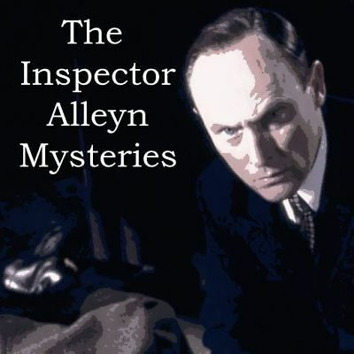 Inspector Alleyn Mysteries 32 Unabridged Stories - ON 2 MP3 DVDS ALL TAGGED