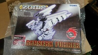 Tomy Zoids Berserk Fuhruh - Beserk Fury - 049 (New in Box)
