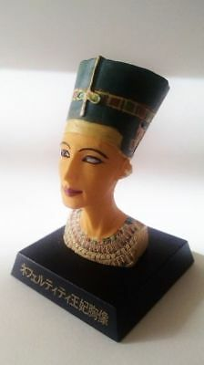 THE BUST OF QUEEN NOFRETETE Figure /Collect Club /Thutmose, Ancient Egypt /NEW