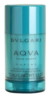 Bvlgari Aqva Marine Deodorant Stick (without alcohol) For Him 75ml - BNIB