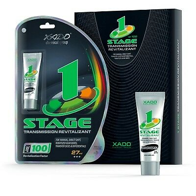 XADO REVITALIZANT for manual transmissions 1 Stage Transmission
