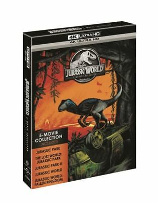 """ JURASSIC 5 MOVIE COLLECTION ""  Blu-ray 4K (4K ONLY)"