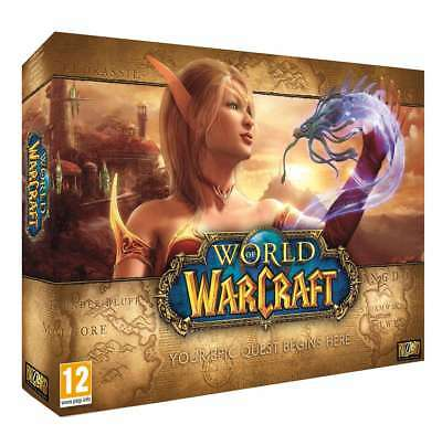 World of Warcraft 30/90 Day Sub scription Game Code 1/3 Month Battle for Azeroth