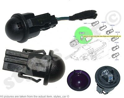 1380829 Genuine Ford Mondeo S-Max Galaxy Air Con Sun Load Sensor 6M2T-19E663