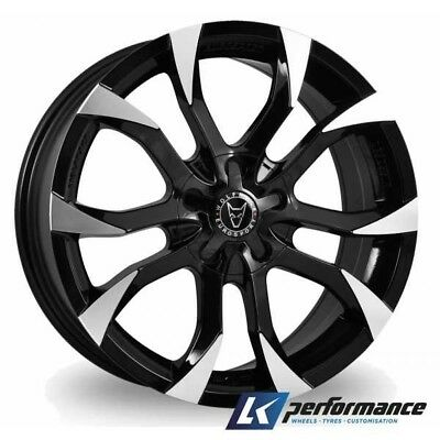 """20"""" WOLFRACE ASSASSIN Alloy Wheels Land Rover Discovery Range Rover Sport Vogue"""