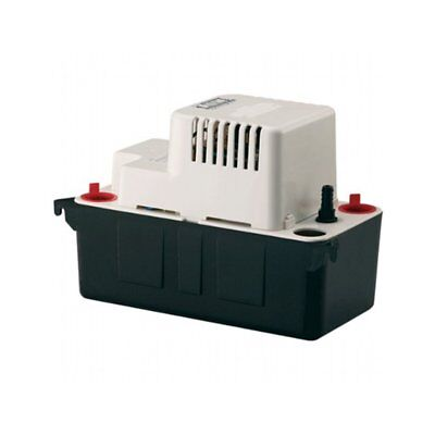 Little Giant 554425 Vcma-20Uls Condensate Removal Pump With Safety Switch 1/30