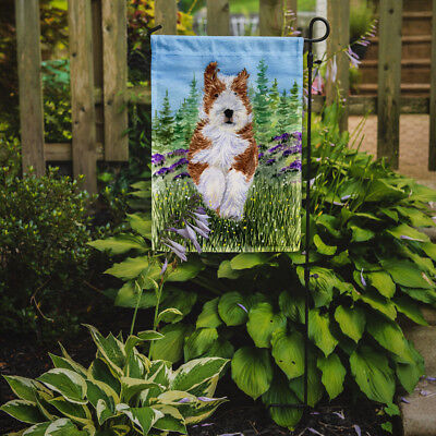 Carolines Treasures  SS8320GF Bearded Collie Flag Garden Size
