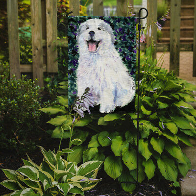 Carolines Treasures  SS8856GF Great Pyrenees Flag Garden Size
