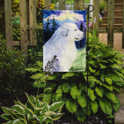 Carolines Treasures  SS8980GF Great Pyrenees Flag Garden Size