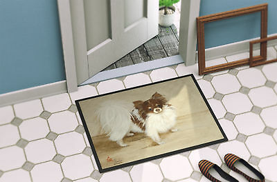 Chihuahua Favorite Flavors Indoor or Outdoor Mat 24x36