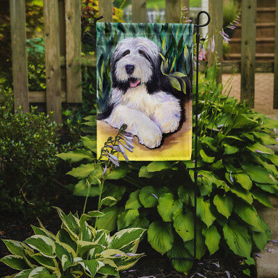 Carolines Treasures  SS1038GF Bearded Collie Flag Garden Size