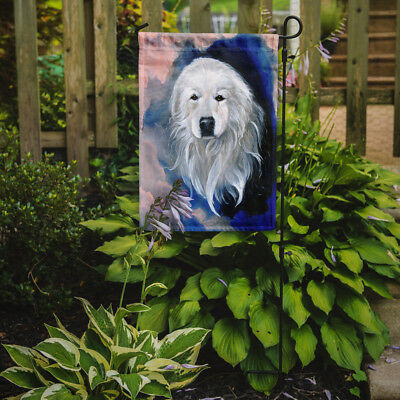 Carolines Treasures  VLM1013GF Great Pyrenees  Flag Garden Size