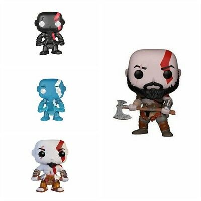 Funko POP Vinyl Game God of War 3  KRATOS Dolls Model Collection Figure Toys