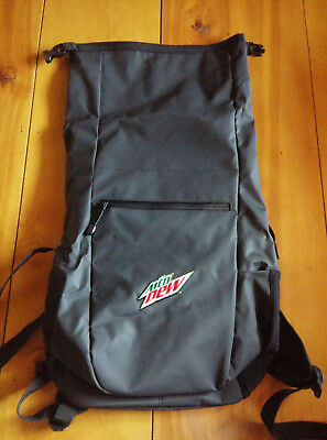New Mountain Dew Backpack Rolltop Waterproof Ashbury Spector
