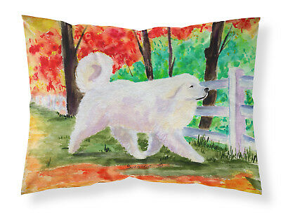 Carolines Treasures  SS8472PILLOWCASE Great Pyrenees Moisture wicking Fabric sta