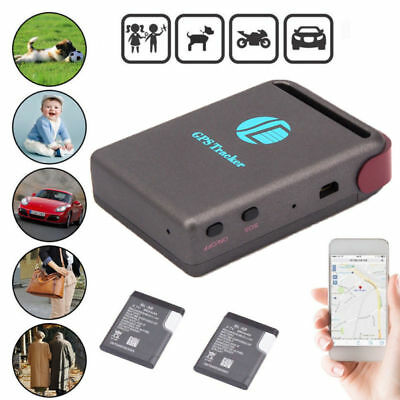 TRACKER Vehicle GSM GPRS GPS Tracker Car Tracking Locator Device TK102B