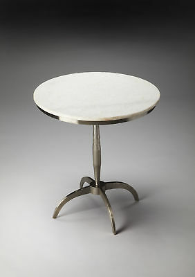 Butler Marble and Iron Accent Table 2868140