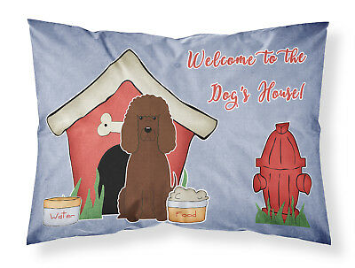 Dog House Collection Irish Water Spaniel Fabric Standard Pillowcase