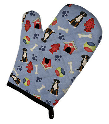 Dog House Collection Greater Swiss Mountain Dog Oven Mitt