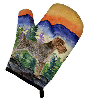 Carolines Treasures  SS8226OVMT German Wirehaired Pointer Oven Mitt