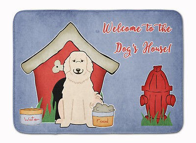 Dog House Collection Great Pyrenese Machine Washable Memory Foam Mat
