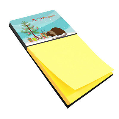 Coypu Nutria River Rat Christmas Sticky Note Holder