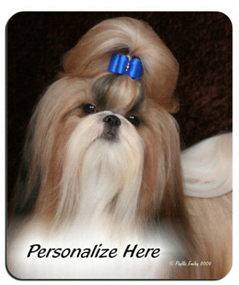 Shih  Tzu   ( 19 )    Personalized  Mouse Pad