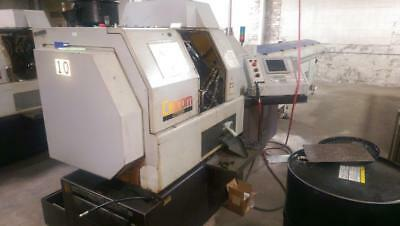 Used Citizen L32 CNC Swiss Turning Center Lathe Iemca Barfeeder Y Axis Sub 1999