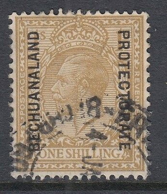 Bechuanaland 1926 1s Bistre-Brown SG98 Fine Used