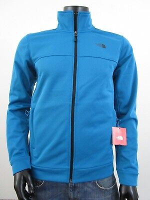 "UPDATED Mens TNF The North Face Cinder 100 FZ ""Tenacious"" Fleece Jacket Blue"