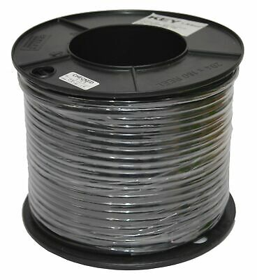 Garden Lighting Cable Low Voltage 1.81mm2 (4mm Auto) 100m